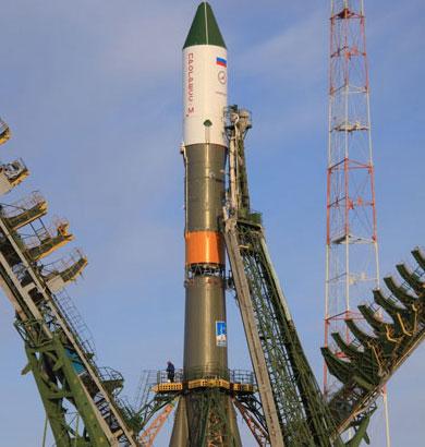 Tàu vũ trụ Progress rời ISS