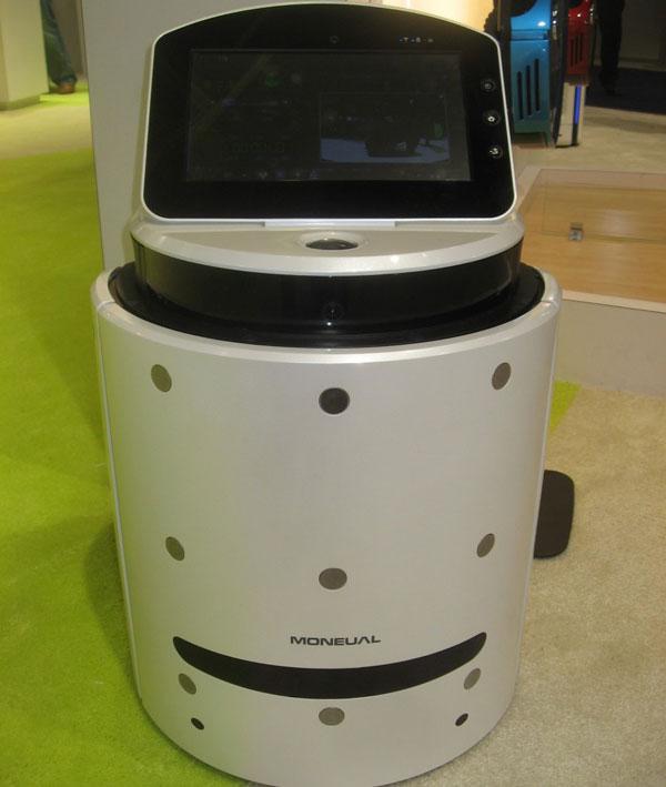 Robot lọc không khí