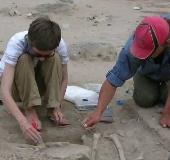 Mexico phát hiện khu mộ cổ có niên đại 800 năm