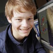Nhân tài thiên văn 15 tuổi