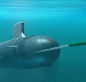 Đột nhập tàu ngầm nguyên tử khổng lồ của Nga