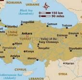 Động đất mạnh tại Thổ Nhĩ Kỳ, chưa có tin thiệt hại