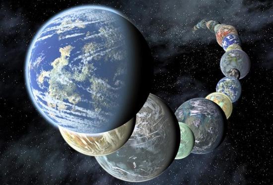 Kính Kepler của NASA phát hiện thêm 461 ứng cử viên hành tinh mới.