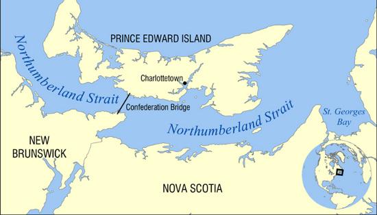 Eo biển Northumberland