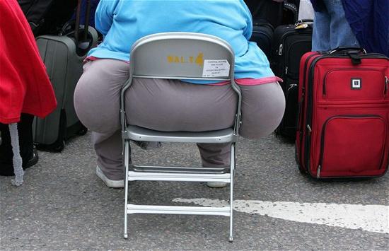 Người Mỹ có tỉ lệ béo phì cao hơn các nước giàu khác.