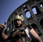 Tìm thấy tranh tường gợi dục có từ thời La Mã