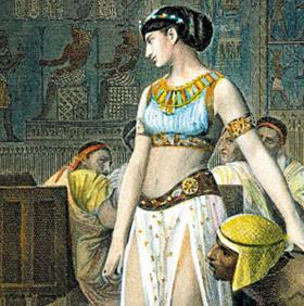 Nhà khoa học Cleopatra