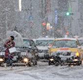 Nhật: Bão tuyết làm hàng trăm chuyến bay bị hủy bỏ