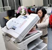 Nguy cơ nhiễm độc của các nhân viên văn phòng