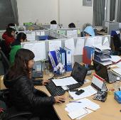 Nguy cơ nhiễm độc của các nhân viên văn phòng (2)