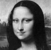 """NASA """"bắn"""" hình Mona Lisa lên Mặt trăng"""