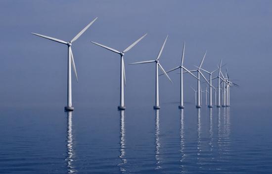 Khi hoàn thành, trang trại điện gió ngoài khơi Nhật dự kiến sẽ trở thành lớn nhất  thế giới với công suất phát điện lên tới 1 gigawatt.