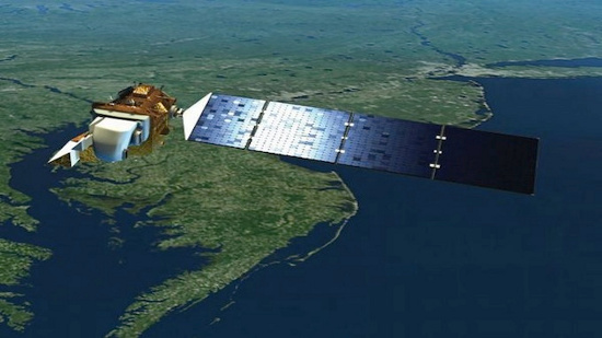 Vệ tinh LDCM sẽ thực hiện sứ mệnh quan sát Trái đất