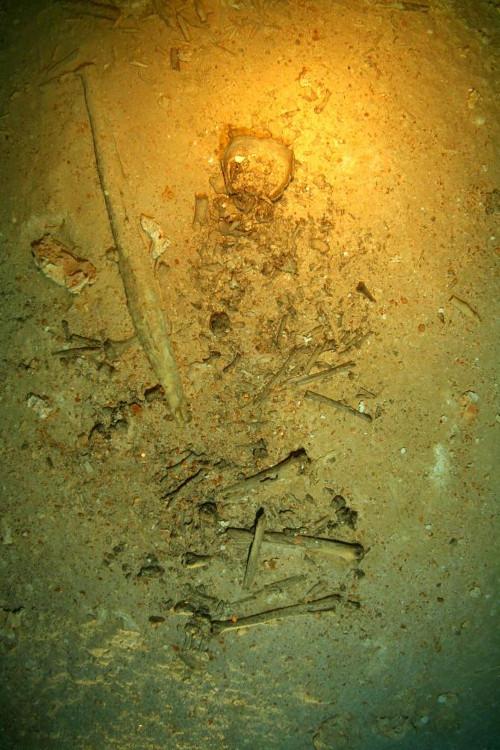 Bộ hài cốt 10.000 năm tuổi của một cậu bé