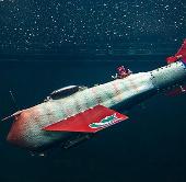 Robot cá phát hiện dầu thô