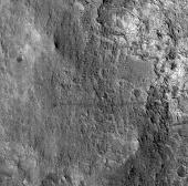 Các dấu vết của Curiosity nhìn từ không gian