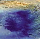 Tìm ra bằng chứng về hồ nước cổ đại trên sao Hỏa