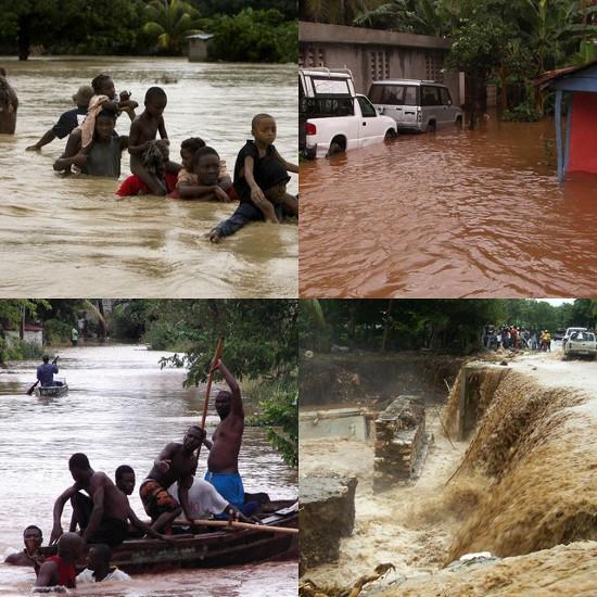 Lũ lụt Mozambique