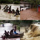 Hàng chục nghìn người Mozambique bị lũ lụt đe dọa