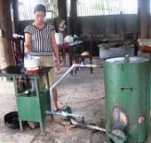 """Bếp hoá khí sạch môi trường """"Made in Vietnam"""""""