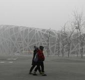 Bắc Kinh mịt mù trong khí độc hại