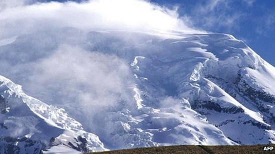 Các sông băng tại dãy Andes tan chảy quá nhanh trong vòng 300 năm qua