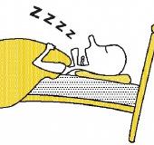 Ngủ ngáy dễ mắc bệnh tim hơn hút thuốc