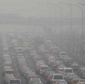 Bắc Kinh lại tối sầm vì ô nhiễm