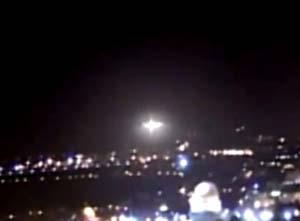 Video: Ufo xuất hiện trên bầu trời thánh địa Jerusalem