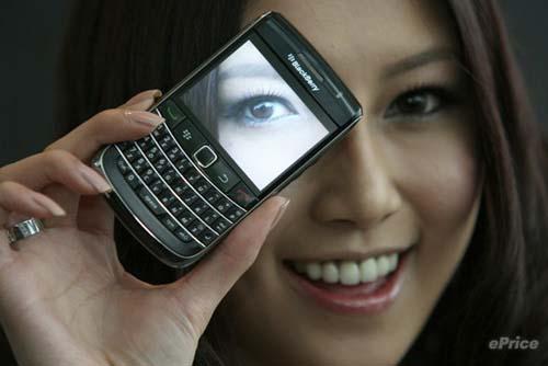 BlackBerry gây nếp nhăn sớm