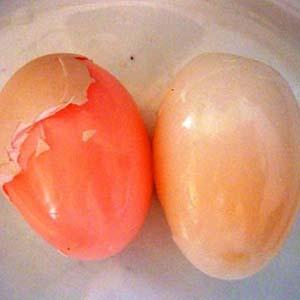 Nghi vấn trứng vịt lạ ở VN là từ TQ