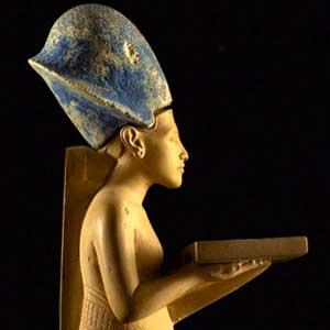 Hàng loạt cổ vật quý của Ai Cập mất vì bạo loạn