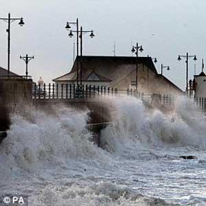Nước biển dâng đe dọa hơn 180 thành phố ở Mỹ