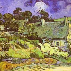 Tranh của Van Gogh bị chuyển màu vì tia cực tím
