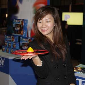 'Đĩa bay' Việt Nam gây chú ý tại Mỹ