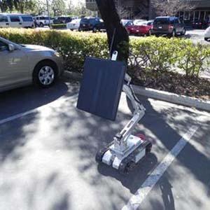 Robot đánh hơi