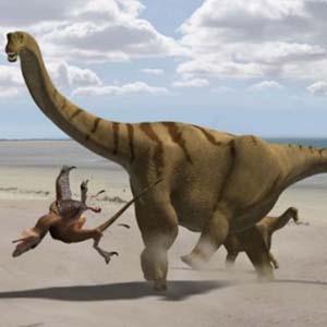Phát hiện loài khủng long khổng lồ mới