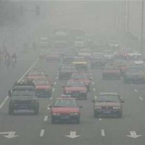 Ô nhiễm không khí tại Bắc Kinh đạt mức kỷ lục