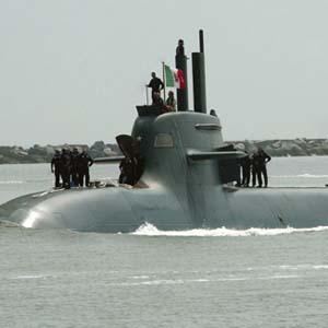 Tàu ngầm 'tàng hình' hoạt động bằng pin