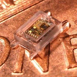 Máy tính nhỏ nhất thế giới trình làng