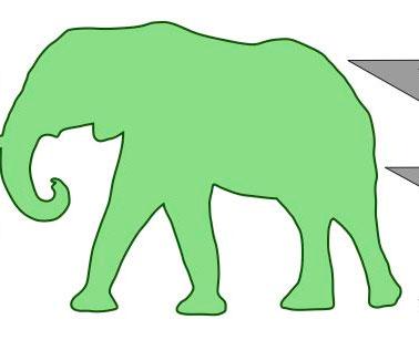 Thú nhỏ như chuột có thể to bằng voi sau 24 triệu thế hệ