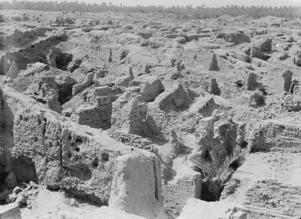 Vào thời điểm hơn 3.500 năm trước, Babylon (ảnh) là một trong những thành phố quan trọng nhất ở miền nam Lưỡng Hà. Rất có thể tác giả của những câu đố đó sống trong vương quốc này.