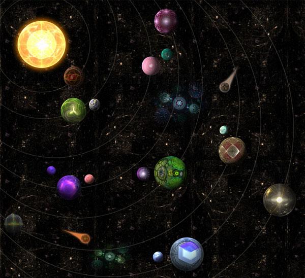 Vũ trụ ngoài hệ Mặt Trời khác với chúng ta nghĩ