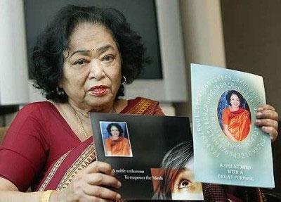 """Shakuntala Devi - """"Phù thủy toán học"""" của Ấn Độ"""