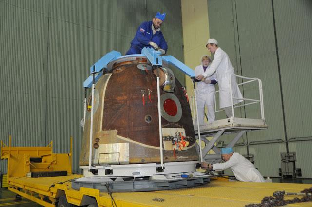 Nga thay toàn bộ tàu Soyuz cho sứ mệnh tiếp theo