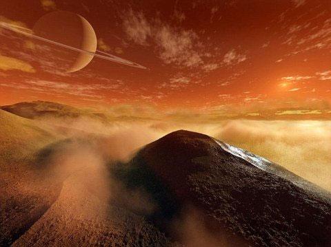 Cồn cát trên vệ tinh Titan giống hệt ở Trái đất