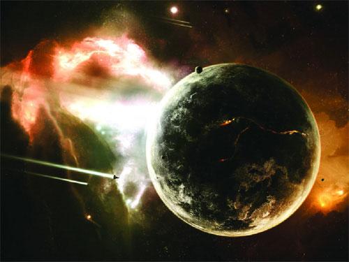 Trong vũ trụ còn nhiều điều bí ẩn mà con người chưa đủ kiến thức để khám phá