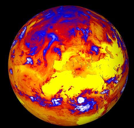 """Bí ẩn nguồn năng lượng """"mất tích"""" trên Trái đất"""