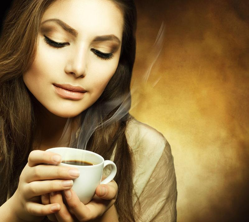 """Café tăng hormone """"yêu"""" ở phụ nữ châu Á"""