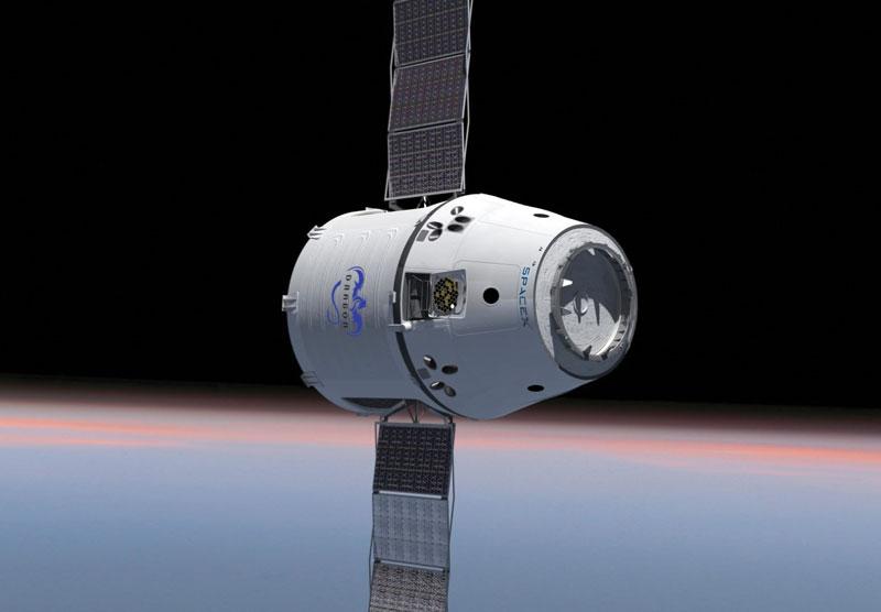 Tàu vũ trụ thương mại có thể lên ISS cuối tháng 3